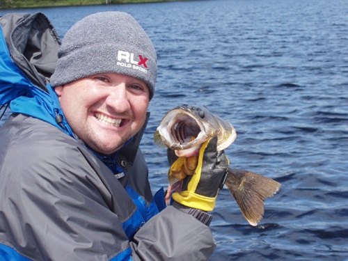 Fishing tackle tip best lures to catch walleyes for Best time to fish for walleye